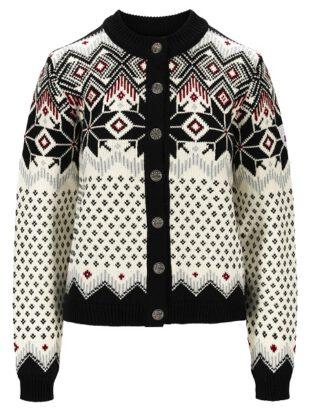 Dames vest wol